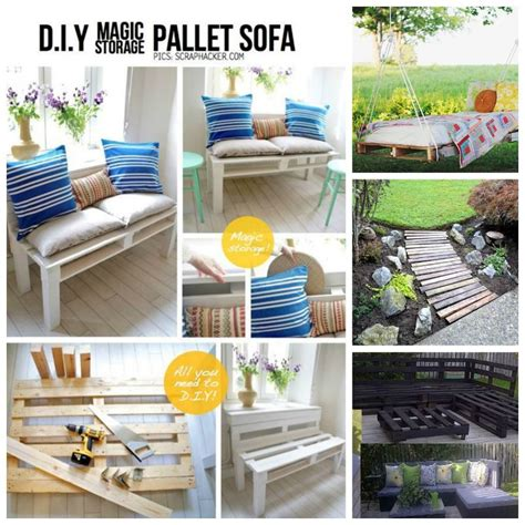 Indoor Chaise Lounge Chair 10 Cool Diy Pallet Furniture Projects