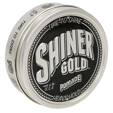 Pomade Shiner Gold shiner gold psycho hold pomade 3 pack