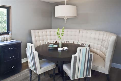 corner banquette photos hgtv