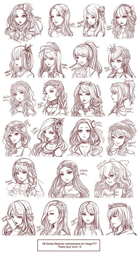 girl hairstyles deviantart src batch10 ichigo s by zenithomocha on deviantart