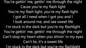 flash light lyrics j flashlight lyrics