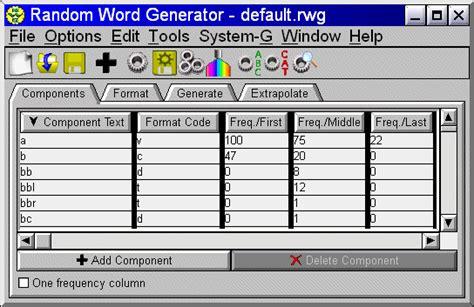 random word generator ihned zdarma ke stažen 237