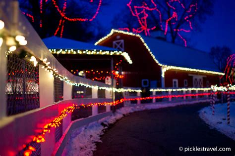 best holiday light show best christmas light displays in minnesota pickles travel blog for food and family travel