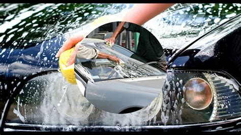 Doorstep Car Wash Service Bangalore