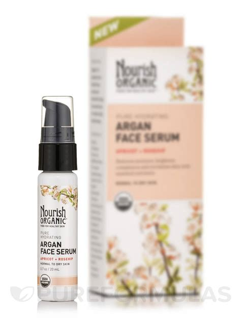 Serum Nourish Care hydrating argan serum apricot rosehip 0 7
