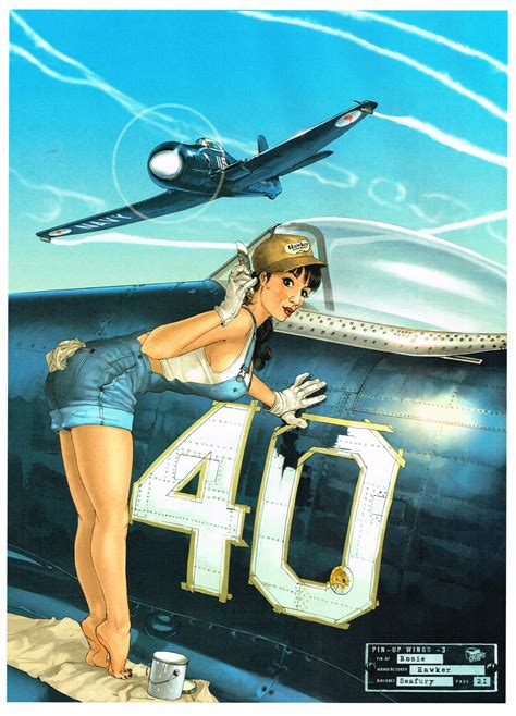 pin up wings tome 1 image at war thunder communities center