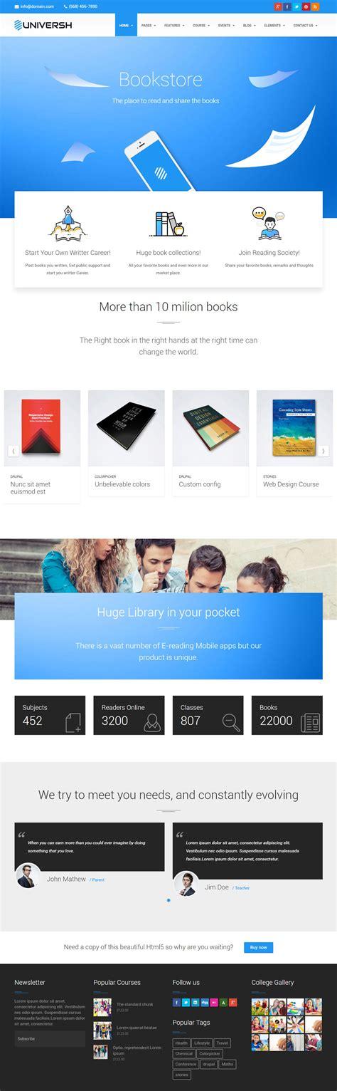 theme drupal wordpress best bookstore drupal theme 2016 responsive miracle