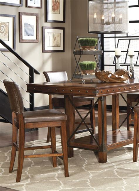 red hook pecan counter height 75 best images about decadent dining inspiration on