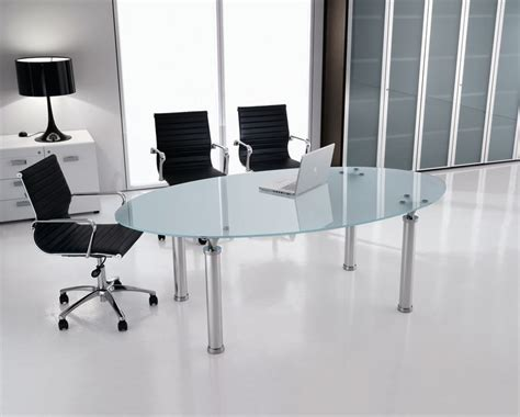 Glass Boardroom Tables Studio Glass Oval Boardroom Table Transparent Glass Reality