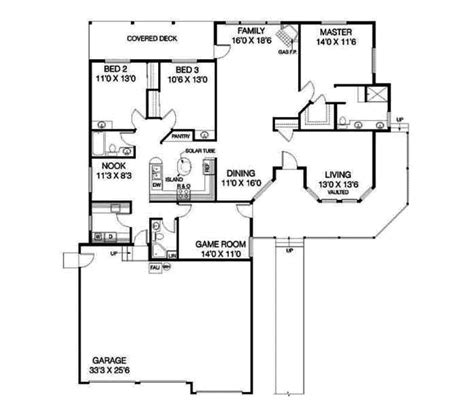 Laurelwood Country Ranch Home Plan 085d 0745 House Plans The Laurelwood House Plan