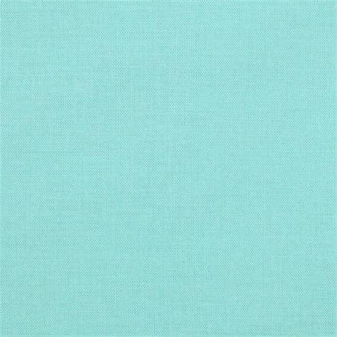 Aqua kona cotton aqua discount designer fabric fabric com