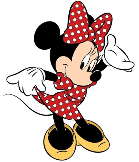 minnie mouse clipart disney minnie mouse clip images 7 galore 4