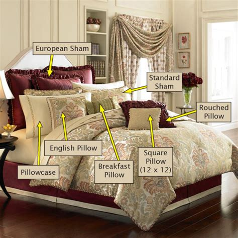 whats a bed sham sham meaning in bedding 5263