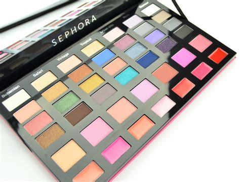 Lipstick Palette Makeover sephora makeup made simple palette review mugeek vidalondon