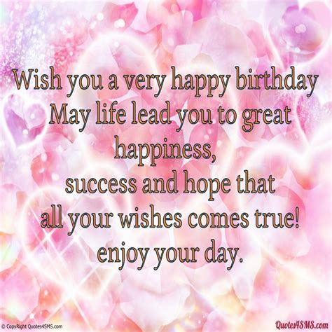 wishing best wishes best birthday wishes quotes quotes of the day
