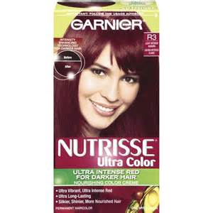 nutrisse hair colors garnier nutrisse 554 medium chestnut brown haircolor wiki