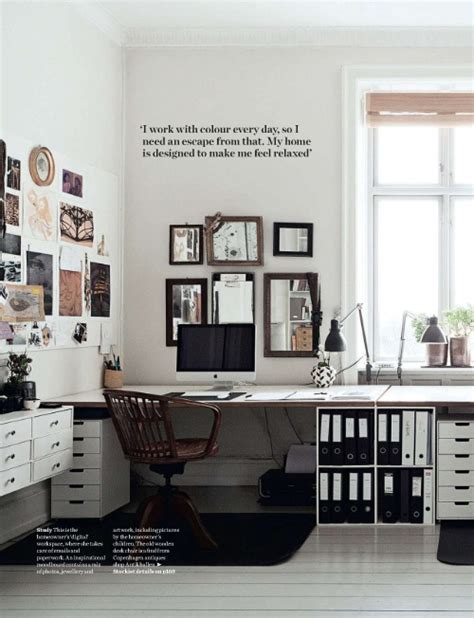 elle decor home office 33 crazy cool home office inspirations designed