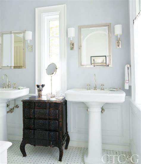 tudor bathroom english tudor style bathroom traditional with metal