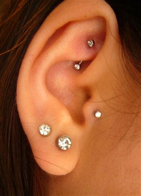 want the rook and tragus pierced ear piercing