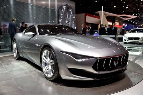 maserati sports car maserati alfieri coming to wow sports car lovers