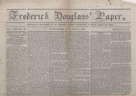 Frederick Douglass Essay by Frederick Douglass Paper