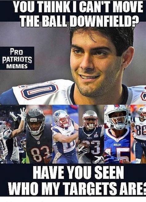 England Memes - 158 best jimmy garoppolo images on pinterest new england patriots nfl football and american