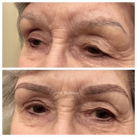 tattoo eyebrows for older women tattoo eyebrows for older women microblading for 86 years