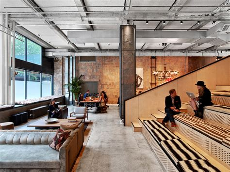Inside NeueHouse?s Super Stylish NYC Coworking Space Officelovin