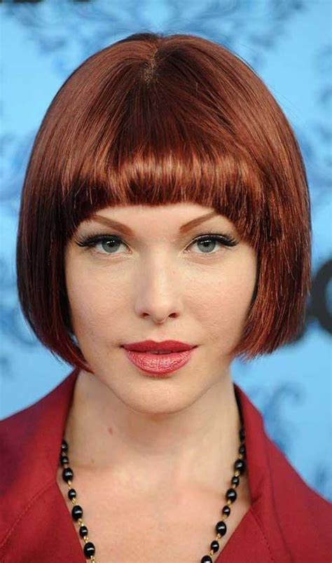 Bob Hairstyles 2016 With Bangs by Bob With Bangs The Best Hairstyles For 2016