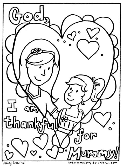 mothers day pictures to color you coloring pages pictures for and all ages