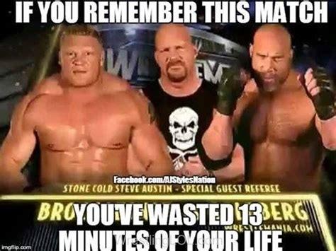 Wrestlemania Meme - worst wrestlemania match ever memes youtube