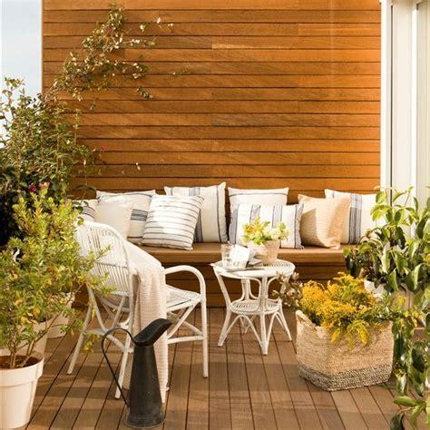 decoracion terrazas exteriores 4 interiores conectados con la terraza