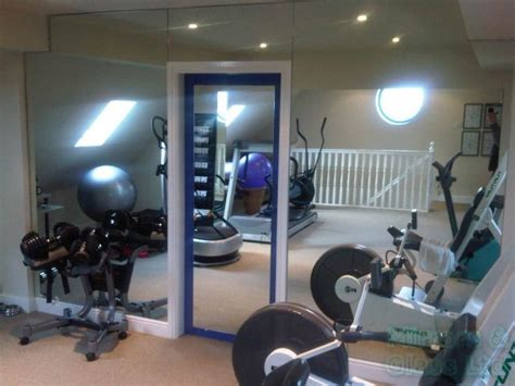 Uk Garage Designs mirrors and glass home gym mirrors fitted