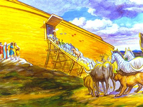 Trucker Noah Nc03 2 free bible images noah is instructed by god to build an