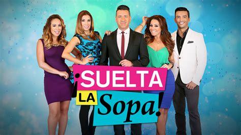Videos De Suelta La Sopa Telemundo | suelta la sopa tv show chismes de famosos espect 225 culo y