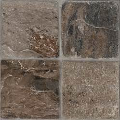 shop style selections 12 in x 12 in tumbled stone peel and