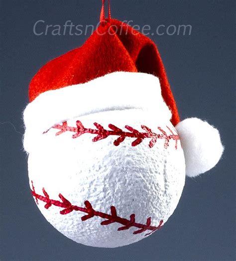 best 25 baseball christmas ornaments ideas on pinterest