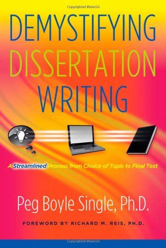 demystifying dissertation writing demystifying dissertation writing the thesis whisperer