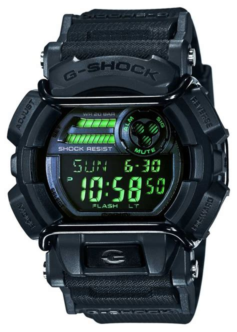 Casio Gd 400mb 1 casio g shock mens black stealth gd 400mb 1er