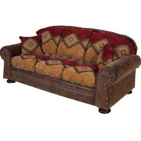 southwest sofas intermountain furniture navajo southwest style sofa