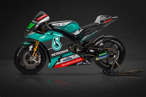 petronas srt unveils inaugural motogp livery speedcafe