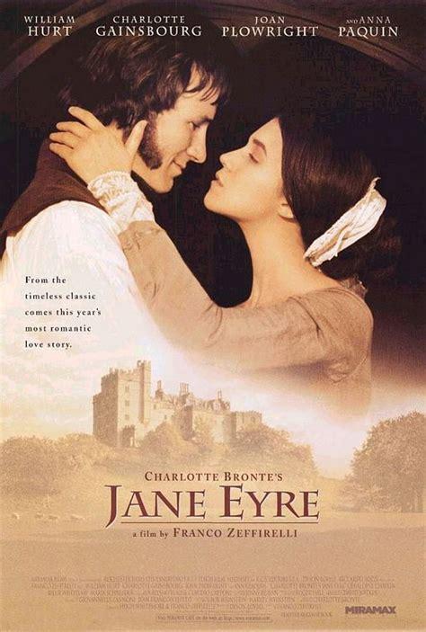 the jane eyre jane eyre movie poster 1996 jane eyre photo 6939407 fanpop