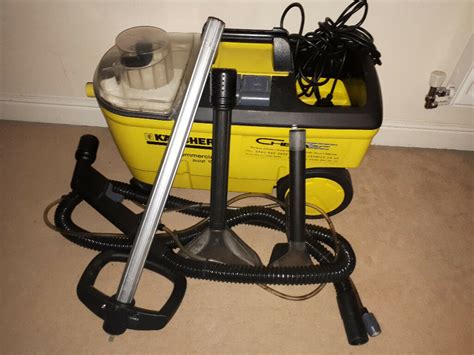Upholstery Machine Cleaner Karcher Commercial Puzzi 100 Carpet Upholstery Cleaning