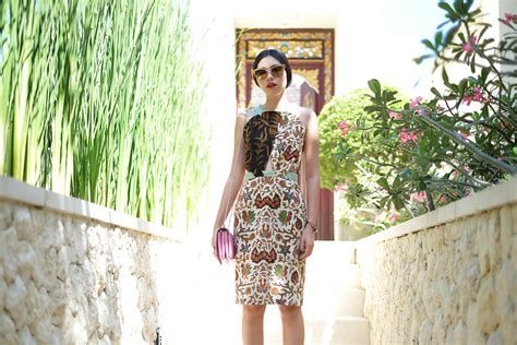 Ananya Batic Dress batik traditional fabric of indonesia lazuardy