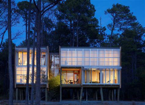 loblolly house prefab loblolly house redefines new architecture idesignarch interior design architecture