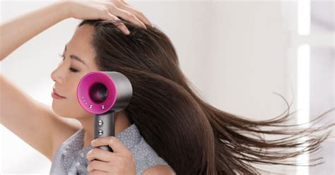 Hair Dryer Banana Trick dyson s supersonic and hair dryer purewow