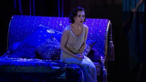 Dessay Cleopatra by Giulio Cesare Quot Se Piet 224 Di Me Non Senti Quot Natalie Dessay Met Opera