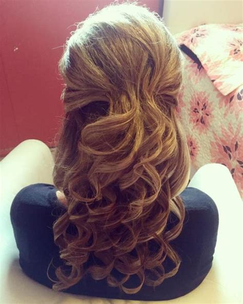 half up hairstyles for mother of the groom 40 ravishing mother of the bride hairstyles