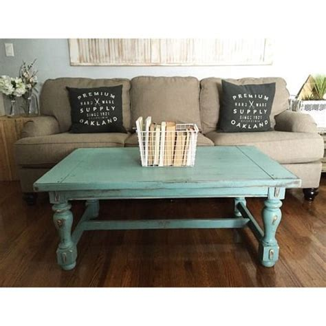 painted wood coffee table 1000 ideas about painted coffee tables on