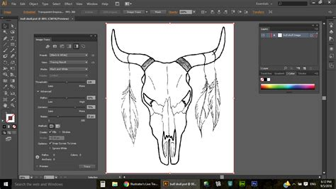 tutorial illustrator live trace technology julie erin designs